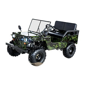 50cc 110cc 125cc 150cc 200cc Gasoline Mini Jeep ATV for off Road
