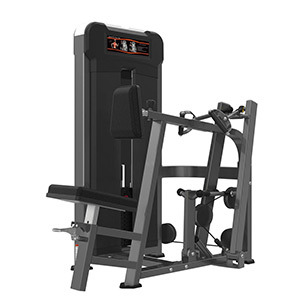 2021 Realleader Gym Fitness Machine Sports with Weight Stack-Row/Rear Delt