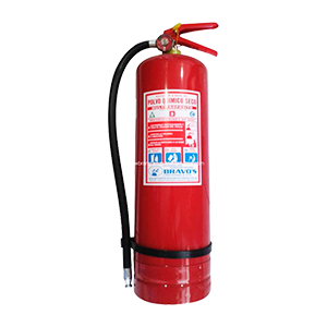 12kg DCP Dry Powder Fire Extinguisher, ABC Dry Powder Fire Extinguisher