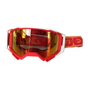 China New Style Motocross Goggles Anti Fog Anti-Scratch Mx Goggles