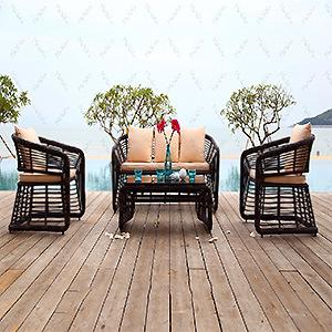 Garden Bali Rattan Outdoor Sofa Set Designs Latest Furniture Rattan Set