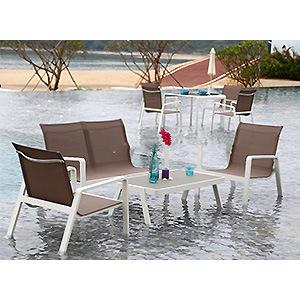 Myx Outdoor Sofa Set Aluminum Garden Furniture
