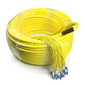 144 Cores Indoor Distrubution Loose Tube Fiber Optic Cable