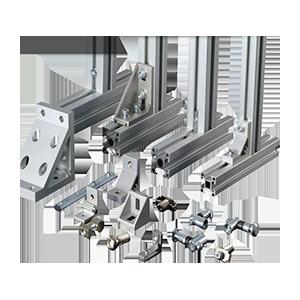 Prime Line Architectural & Industrial and Decoration Aluminum Profile