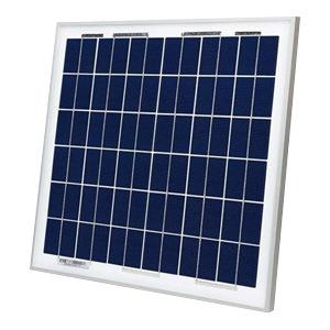 Grade a Quality High 15W 20W Poly Silicon Solar Panel