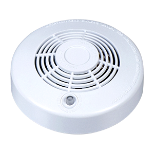 Photoelectric Stand Alone Smoke Alarm with Battery Dsw108A