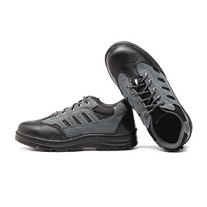 Suede Leather Work Shoes with Ce Certificate