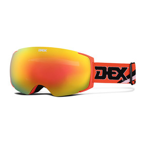 Framless HD Vision Ski Goggles for Ice Skating with Magnetic Lens