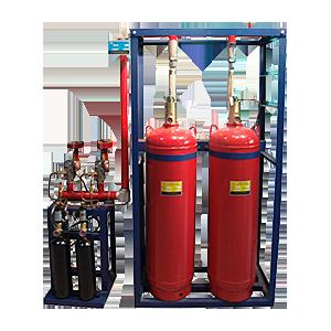 Zm-70L FM200 Fire Suppression System