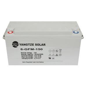 Free Shipping 12V 150ah AGM Dedp Cycle Lead Acid Solar Inverter Power Bank Battery