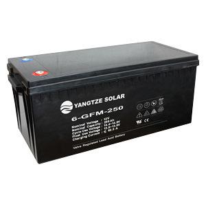 12V 250ah Lead Acid AGM Inverter Rechargeable Battery for UPS/Solar/Telecom/Wind Energy Storage