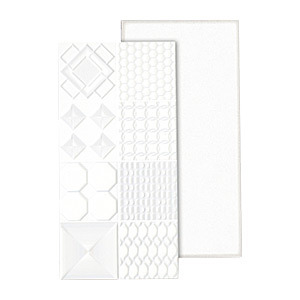 New Design Digital Exterior Bathroom Ceramic Wall Tiles (MH6300)