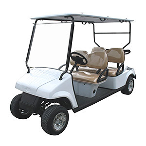 Electric Golf Car with 4 Seats