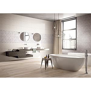 2017 Best Selling White Ceramic Wall Tiles (63004)