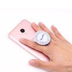Wholesale Expanding Stand and Grip for Smartphones Ring Socket Custom