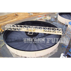 Slurry Minerals Thickener for Center Drive Mining Equipment