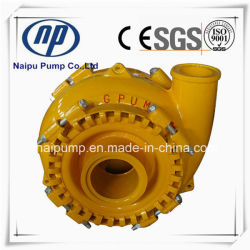 China Factory Horizontal Sand Suction Barge/Sand Dredger Slurry Pump
