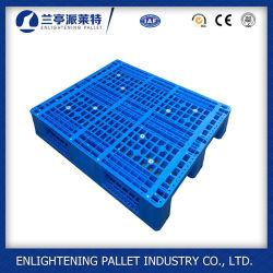 Open Deck Rack 1ton Euro HDPE Plastic Pallet For Sale 1200X800mm