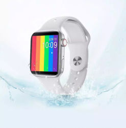 2020 Hot Sale G500 Intelligent Temperature Heart Rate Sports Monitoring Blue-Tooth Call Waterproof Smartwatch