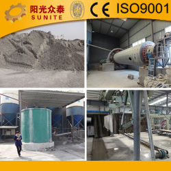 AAC Block Raw Material