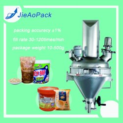 Powder Auger Dosing Head with Appearance of Sand Blasting (JA-30LB)