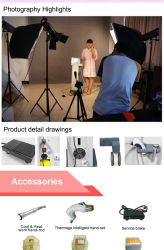 Wholesale Beauty Salon Equipment RF Thermal Treatment Skinl Lifting (MR16-4S/CE)