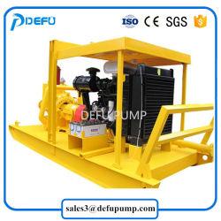 Best Quality Diesel Engine Sewage Transfer Mud Pump with Factory Price