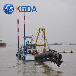 Hydraulic Portable River Sand Cutter Suction Dredge Pump Sale