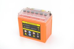12V 6ah Ytz7s Outdo Digital Display Gel Mf Maintenance Free Factory Activated Power Sports High Performance Rechargeable Lead Acid Motorcycle Battery