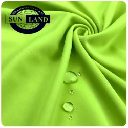 100% Polyester Water Proof Jersey Fabric for Sports Fabric