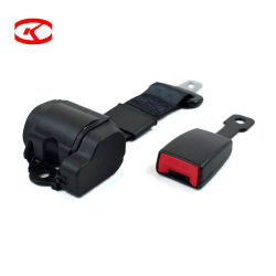Bus Seatbelt 3 Point Diving Waist Automatic Automotive Safety Seat Belt Kit Car Accessories Auto Parts with Guard