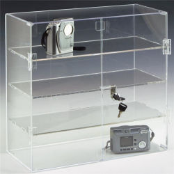 Advertising Standard Rectangular Clear Custom Acrylic Box for Sports Shoes