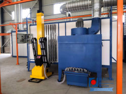 Sport Equipment Powder Coating Line Factory