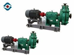 Energy Saving Industrial Horizontal Mud Slurry Pump for Mineral Processing