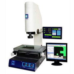 Injection Molding Meta/Rubber Non-Contact Optical Measurement Device (MV-1510)