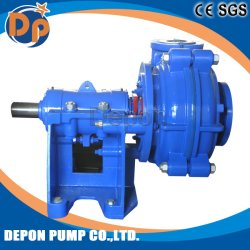 Wear Resistant Mining Slurry Pump with Electric Motor