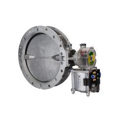 Sicoma Pneumatic Valve for Cement, Coal, Powder