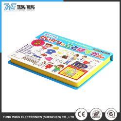 Music Children Sound Book with Push Button