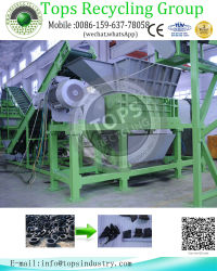 Recycled Waste Tire Production Line Manufacturers for Sale