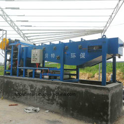 Slurry Treatment Machine for Pottery Slurry with Low Labor Cost