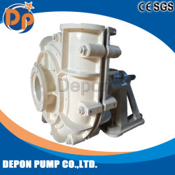 Wear Resistant High Head Slurry Pumps for Tailing Delivery