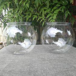 Clear Plastic Aquarium Plastic Fish Bowl