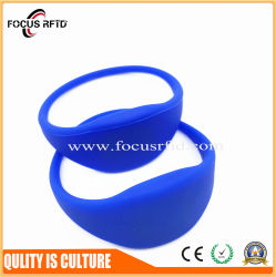 Best Price Factory of Plastic/PVC/Silicon RFID Wristband for Promotion and Access Control