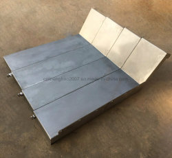 Factory Supply Oil Resistant Steel Material Bellow Seal Cover