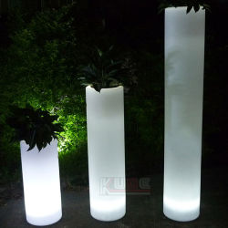 Wholesale High Quality Plastic Planter Pots for Garden Lobby
