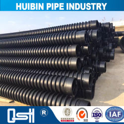 Flexible Pipe HDPE Environmental Pipe for Water Supply