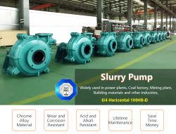 Hydraulilc Slurry Pump Submersible Slurry Pump
