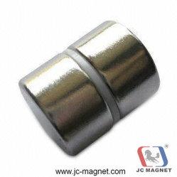 Custom N52 Strong Permanent Neodymium NdFeB Round Disc Cylinder Rare Earth Magnet