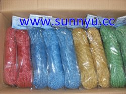 Heavy Duty Rope, Plastics Cloth Rope, PP Rope, Clothing Rope