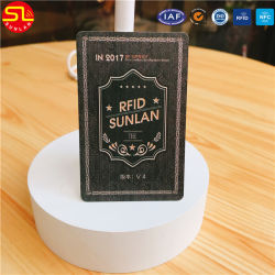 RFID 125kHz Proximity Smart Card / NFC Magnetic Strip Hotel Key Card / PVC Contact IC Card